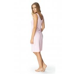 Emili bawełniana koszulka duże rozmiary model Rita cienkie ramiączko