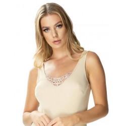 Andalea seksowna koszulka z koronki duże rozmiary SB/1005 od 38 do 56