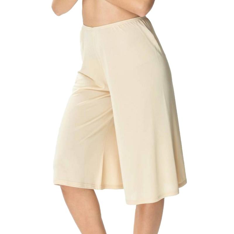 Andalea seksowny długi szlafrok z tiulu duże rozmiary Sophie M/1060 od 38 do 56