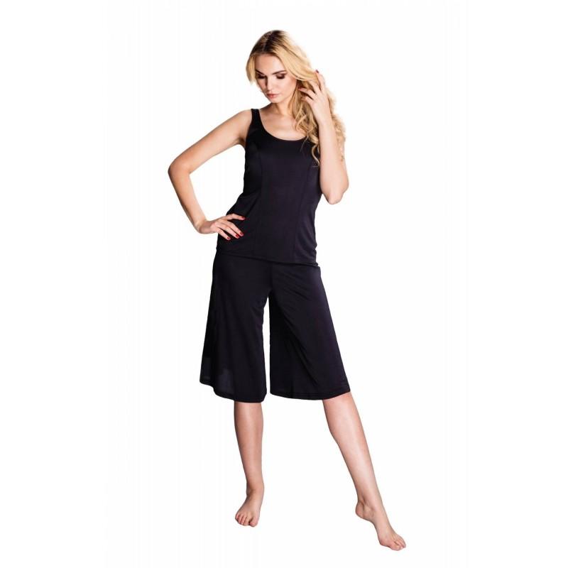 Emili bawełniane majtki z nogawkami duże rozmiary model Casidy