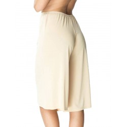 Andalea Letnia dopasowana spódnica szyfonowa duże rozmiary model SP03