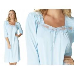 Taro Roman 194-16 Duża męska piżama z długim rękawem od M do 6XL