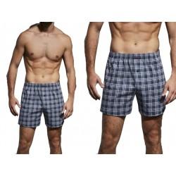 Duże męskie bokserki z bawełny Cornette 008/134