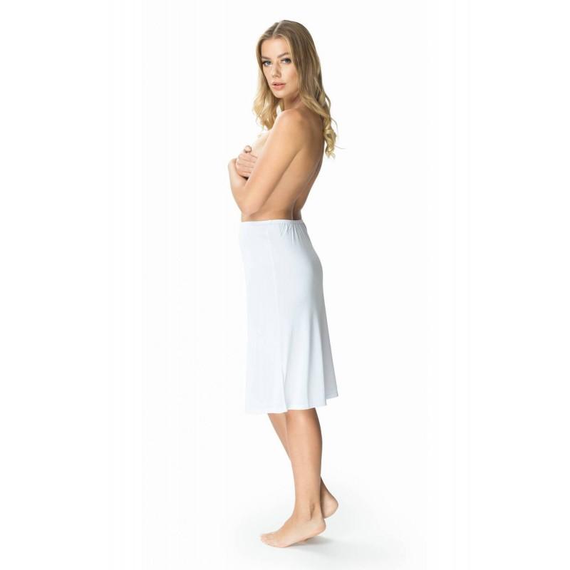 Anais biały komplet erotyczny dla puszystej ORETHA od XL do 6XL