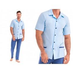 Duża piżama męska bawełniana Taro Felix 2XL